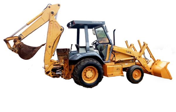 CASE 580 L1 Backhoe