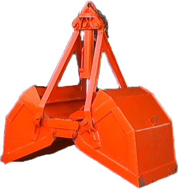 Clamp Shell Bucket