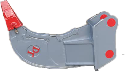 Heavy Duty Single Shank Ripper