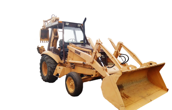 CASE 580 K2 Backhoe