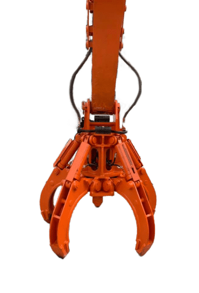 5 claw tine clamp